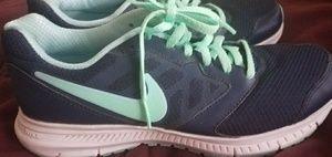 Women's Nike Swift Running Shoe, Sz 7.5. Nvy Blue